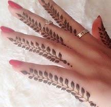Fingers Mehndi Designs Styles - screenshot thumbnail 03