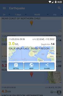 Earthquake - náhled