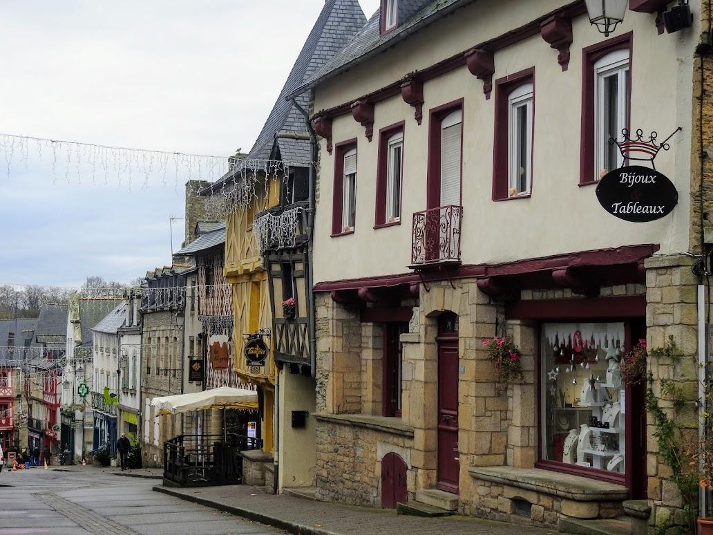 Pueblos bonitos de Bretaña, Josselin