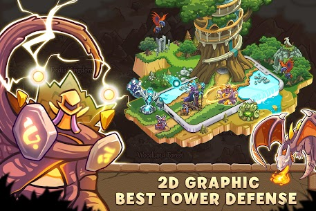 Empire Warriors: Tower Defense Mod Apk 2.4.23 (Unlimited Money) 6