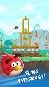Angry Birds Friends 7