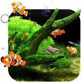 Aquarium Theme & Launcher