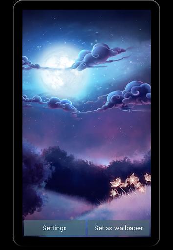 Starlight Live Wallpaper Free screenshot 1