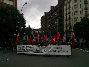 Photo: IRUÑA Manifestazioan