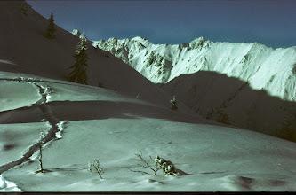 Photo: Fagarash Winter, 1985