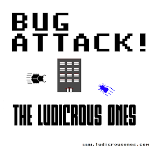 Bug Attack! Free- screenshot thumbnail