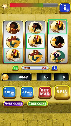 Jackpot 777 Slots Pharaoh