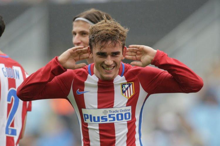 Griezmann Celta Atlético Madrid