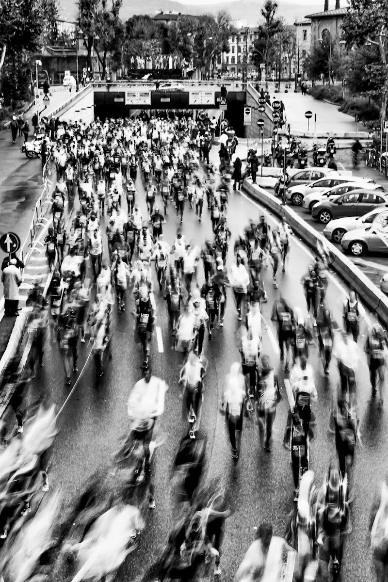 Marathon di Marcello Zavalloni