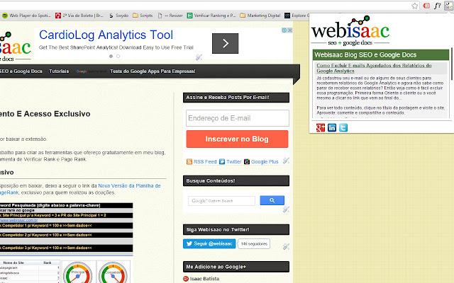 Webisaac Blog