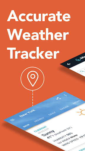 AccuWeather: Local Weather Forecast & Live Alerts  screenshots 1