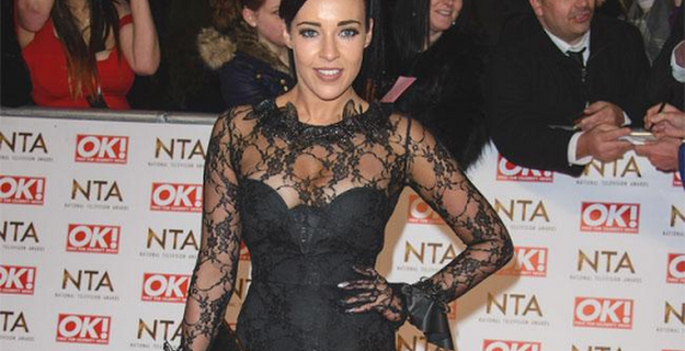 Stephanie Davis' son learns to sit up