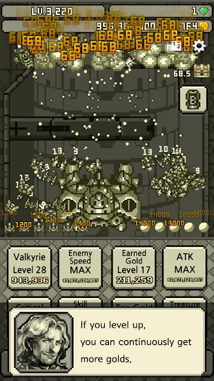 Work hard, Valkyrie!- screenshot thumbnail