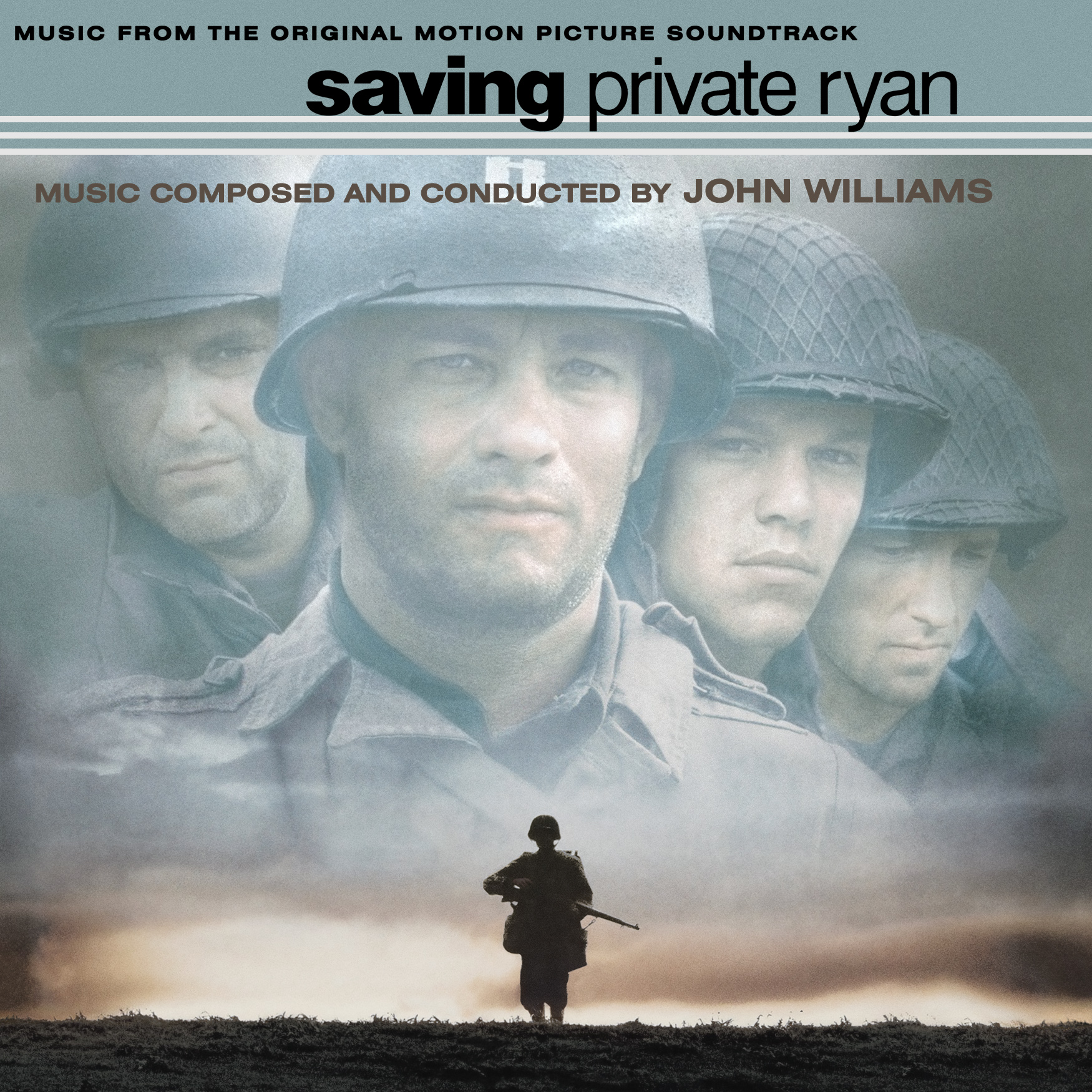 Album Artist: John Williams / Album Title: Saving Private Ryan (Music from the Original Motion Picture)