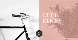 City Bikes Guide - Facebook Ad item