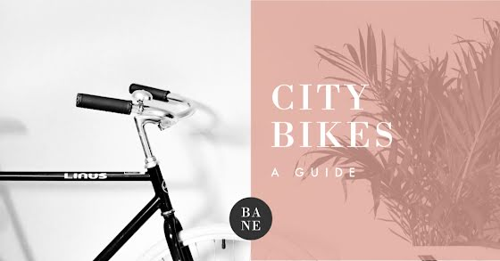 City Bikes Guide - Facebook Ad Template