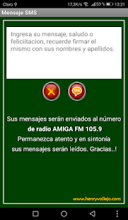 Radio Amiga- screenshot thumbnail