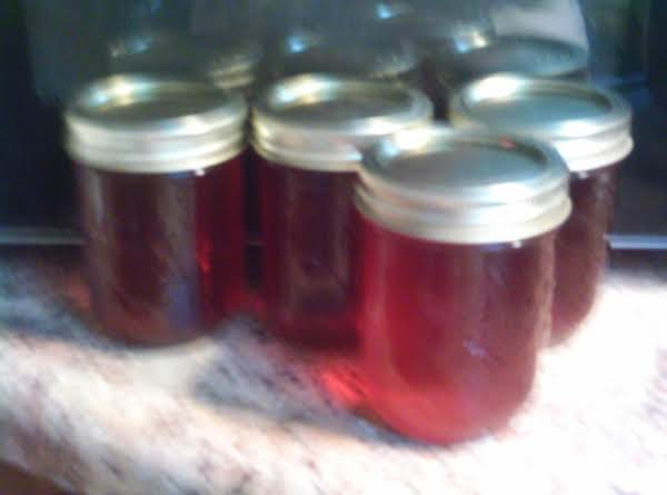 Grace123's Crangrape Jelly Recipe