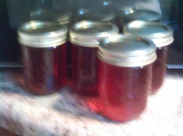Grace123's Crangrape Jelly