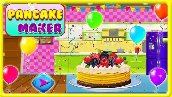 Pancake Maker - náhled