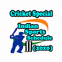 Indian Sports Schedule icon