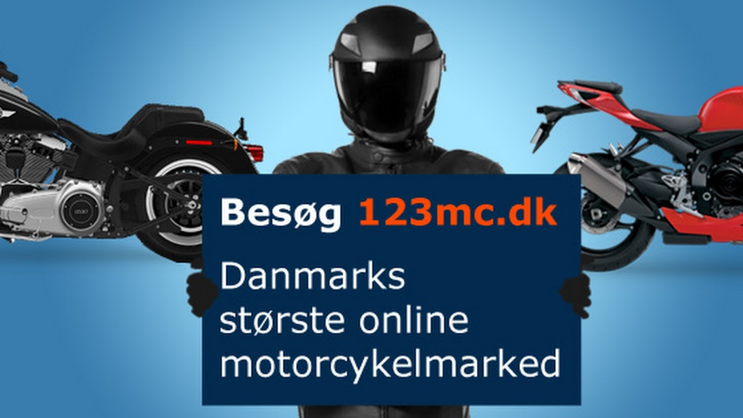 Hovedbillede på websitet