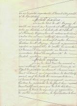 Photo: Acte de Société entre EBERLÉ, HÉRAUT et DUPUIS - 1874 - page7