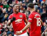 Manchester United a assuré avec une victoire 3-0 contre Sheffield, Wolverhampton et Everton assurent le minimum