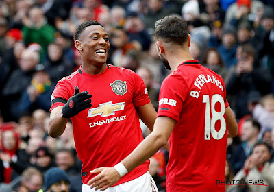 🎥 Premier League : United écarte Sheffield avec un Martial en grande forme, Wolverhampton et Everton assurent