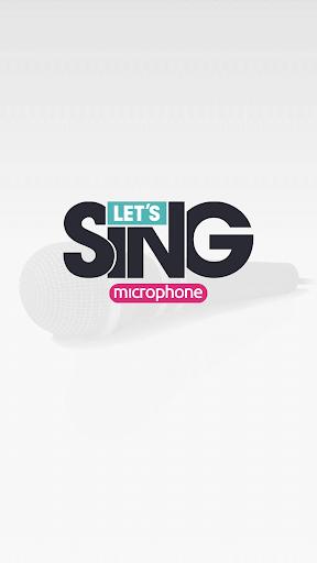 Let's Sing Mic 3.4.1 screenshots 1