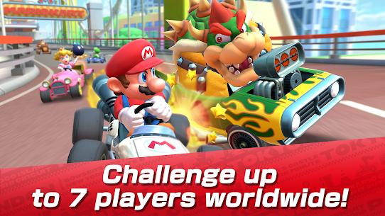 Mario Kart Tour MOD APK (Unlimited Rubies) 3