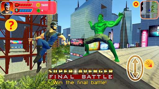 Super Avenger: Final Battle  screenshots 2