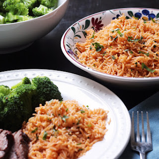 Chimichurri Rice