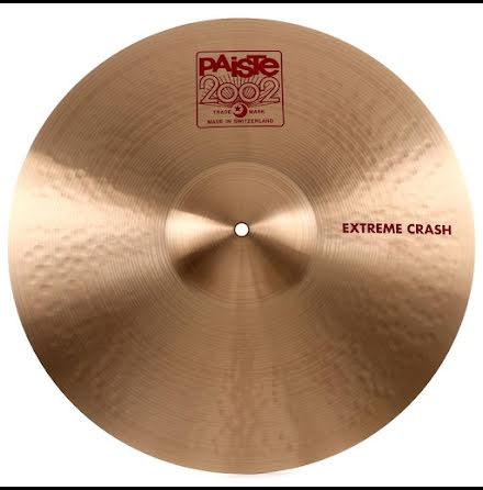 20'' Paiste 2002 - Extreme Crash