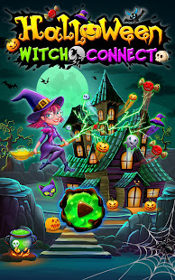 Halloween Witch Connect – Halloween games 19