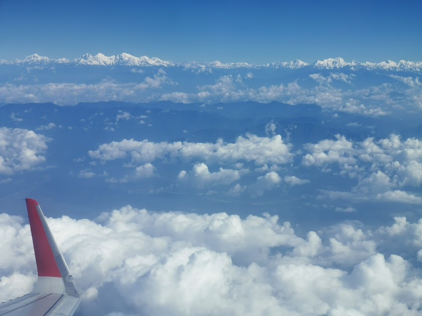 Day 1: Kathmandu to Chame - Oct 19