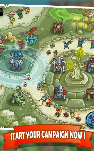 Kingdom Defense 2: Sword Hero Hack for the game