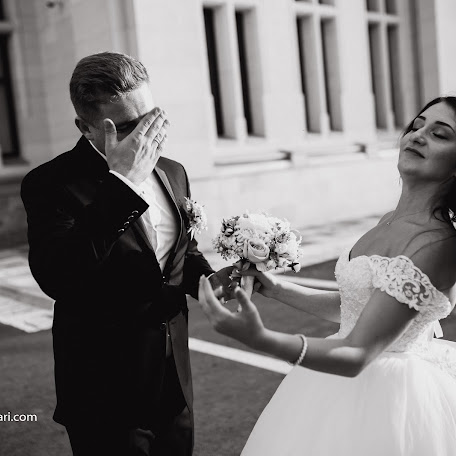 Fotógrafo de bodas Andrei Olari (AndreiOlari). Foto del 01.01.2018