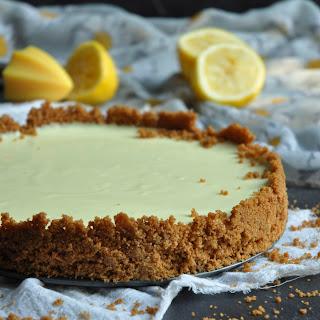 Lemon Yogurt Fridge tart.