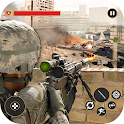 Warrior Commando Shooter icon