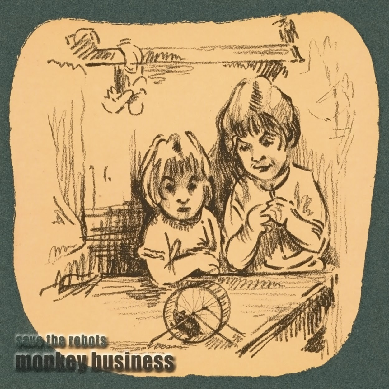 Album Artist: Monkey Business / Album Title: Save the Robots