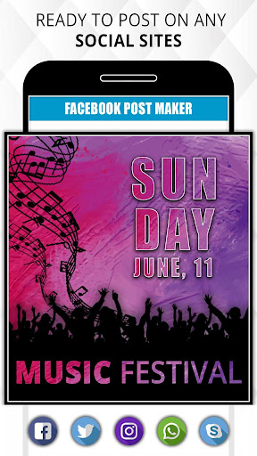 Post Maker for Social Media 1.2 Apk for Android 19