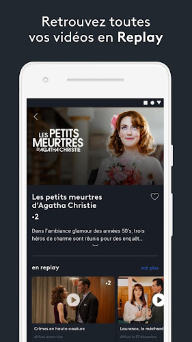 france•tv : direct et replay Android App Screenshot