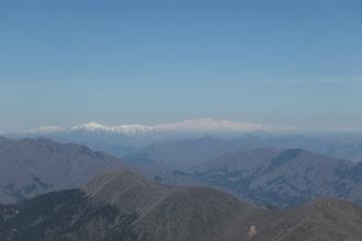 山頂から白山アップ