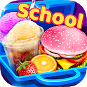 School Lunch Maker! Food Cooking Games icon