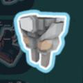 スチール骨のズボン