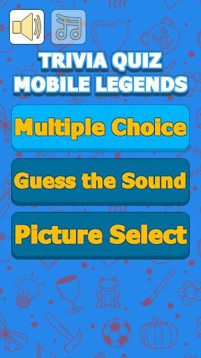 Quiz Mobile Legends screenshot