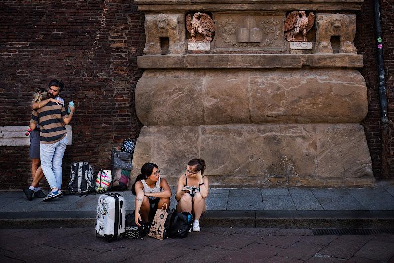 Un amore in partenza di Sergio Locatelli