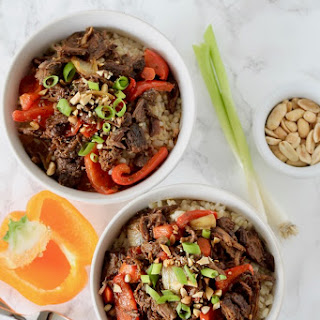 Healthy Beef And Rice Recipes.