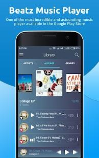 Beatz MP3 Music Player - náhled